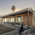 Connect 4 modular home build in Malibu, CA.