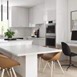 Tenaya modern cottage ADU kitchen.