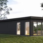 Dvele Angora prefab modular mini home ADU.